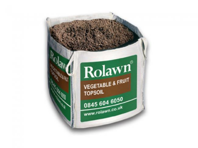 Rolawn Vegetable & Fruit Topsoil Bulk Bag