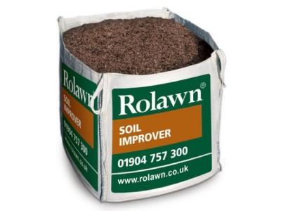 Rolawn Soil Improver Compost Bulk Bag