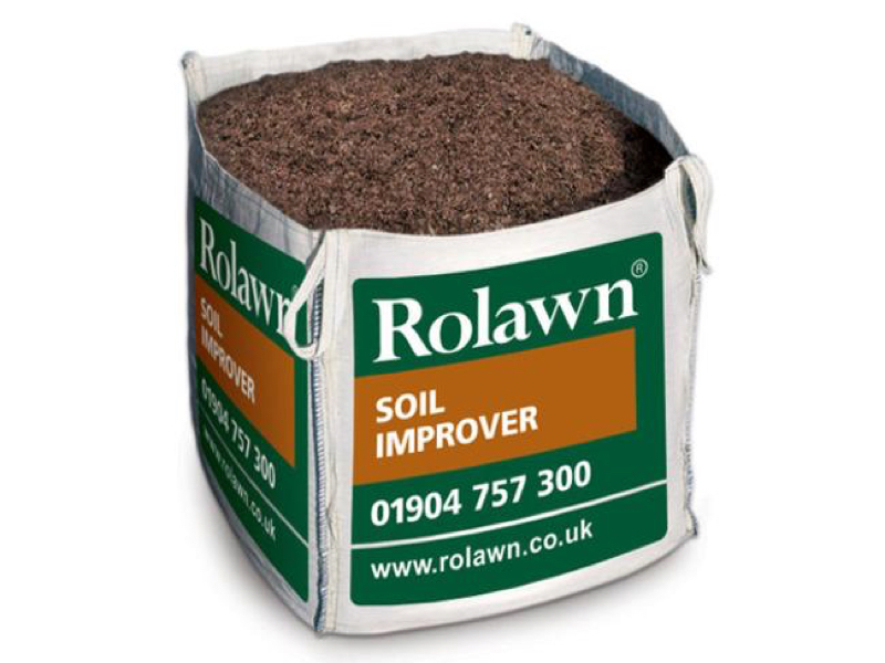 Rolawn Soil Improver Compost Bulk Bag