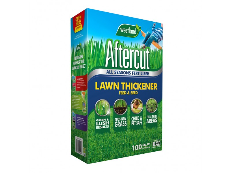 Westland Aftercut Lawn Thickener Feed and Seed