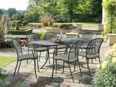 Kettler Caredo 6 Seater Set with Cushions