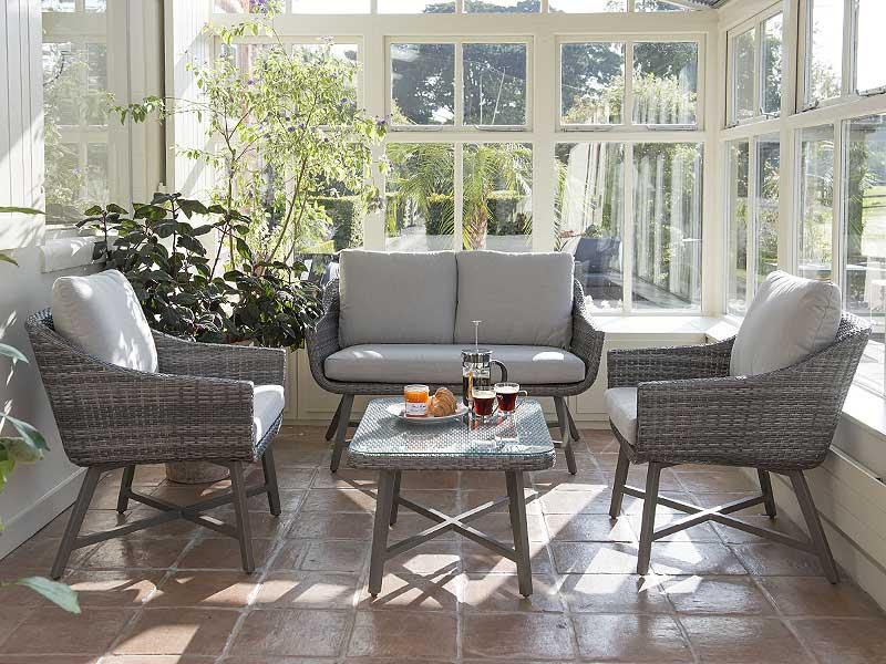 Kettler LaMode Lounge Set