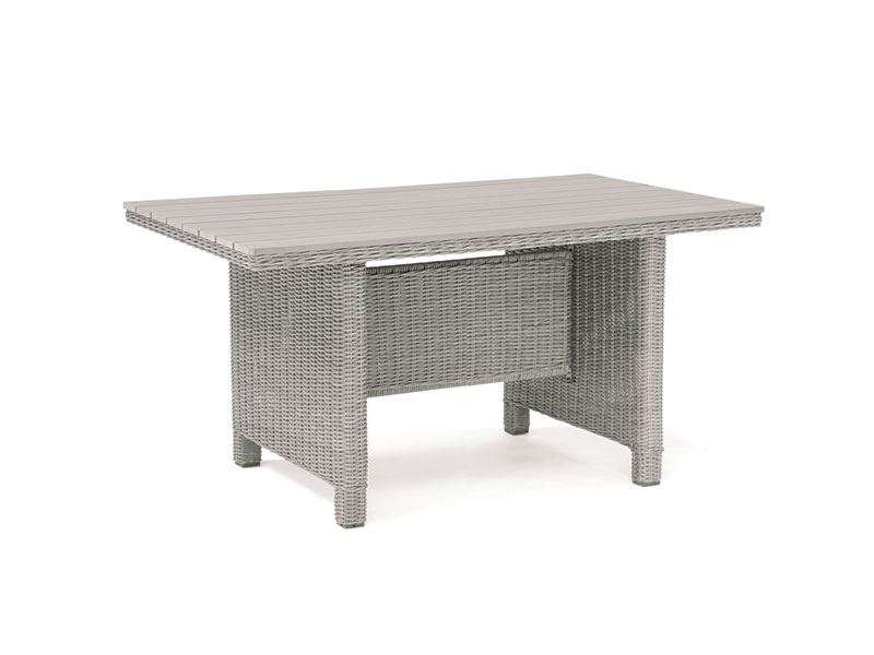 Kettler Palma Mini Set with Table - Whitewash