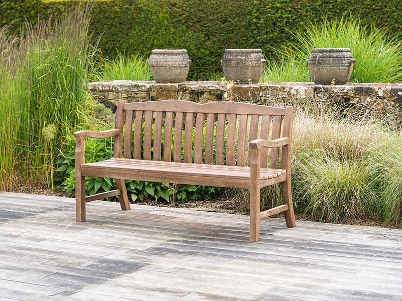 Alexander Rose Sherwood Cuckfield Bench