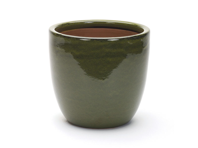 Apta Cambridge Glazed Egg Pot