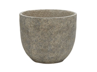 Apta Cut Stone Egg Pot