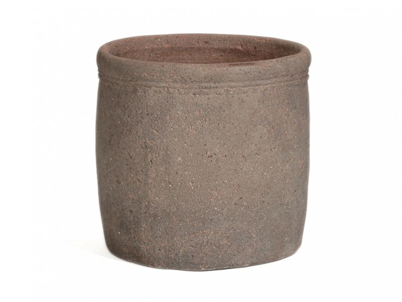 Apta Old Stone Cylinder Planter