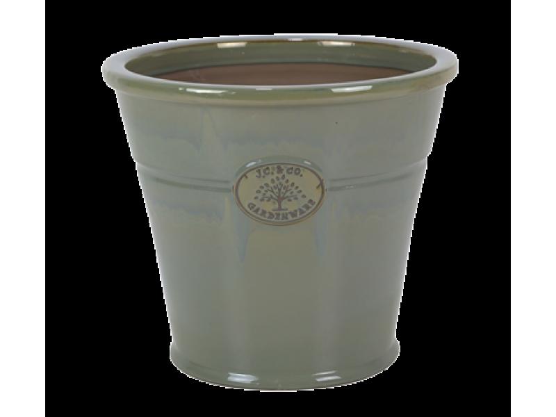 Apta J.C & Co Glazed Cone - Antique Grey