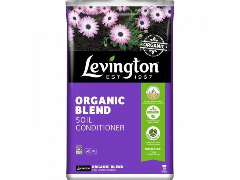 Levington Organic Blend Soil Conditioner