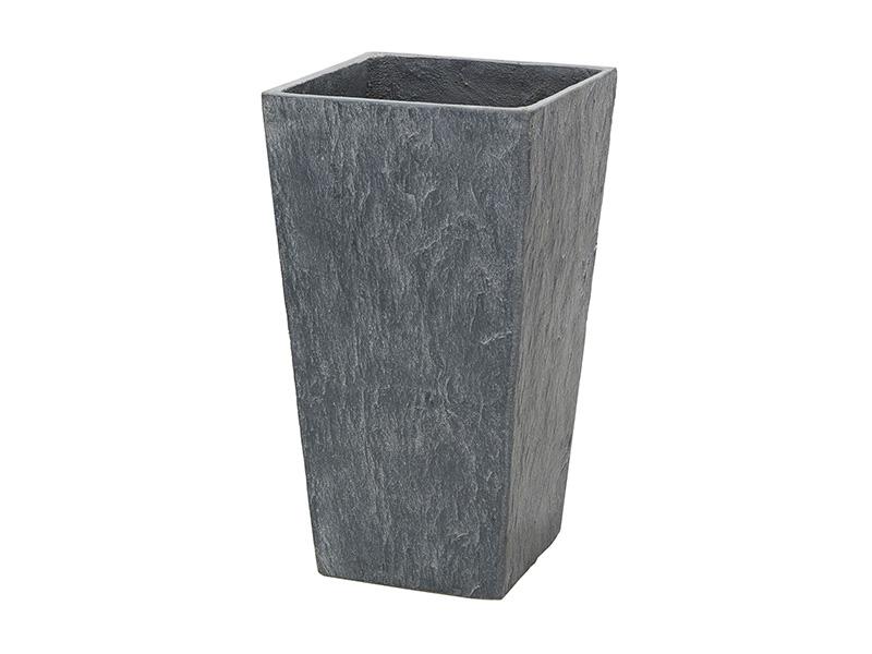 Apta Slate Tall Square - Light Grey