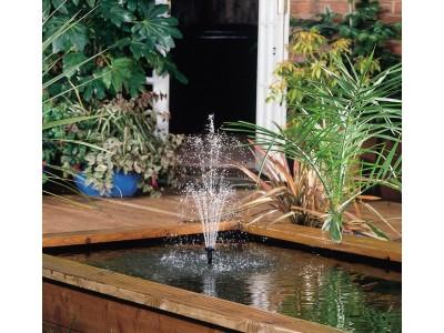 Hozelock Cascade 450 Water Feature/Fountain Pump
