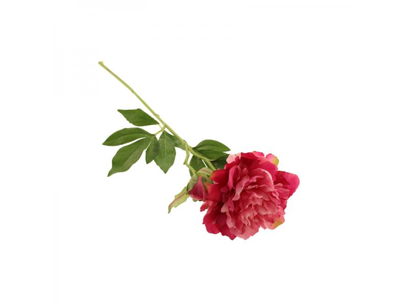 66cm Peony - Pink
