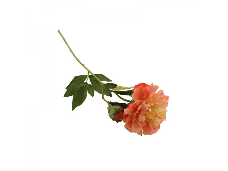 66cm Peony - Peach