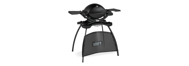 Weber Q1200 Gas Barbecue with Stand