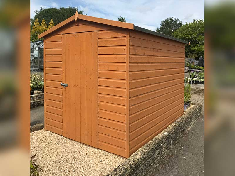 Shire 8x6 Lewis Standard Shed