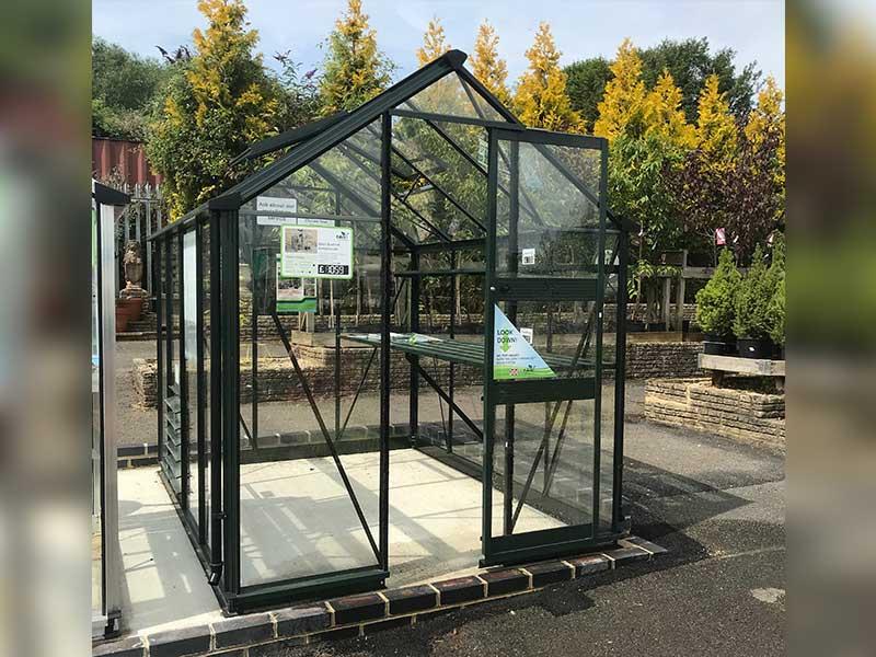 Eden Burford Greenhouse 6x10