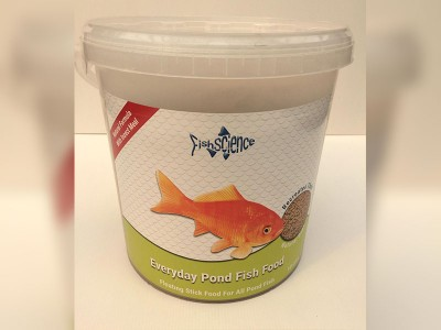 Fish Science Everyday Pond Fish Food