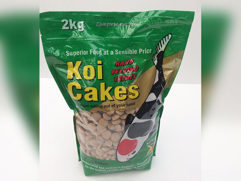 Kockney Koi Koi Cakes