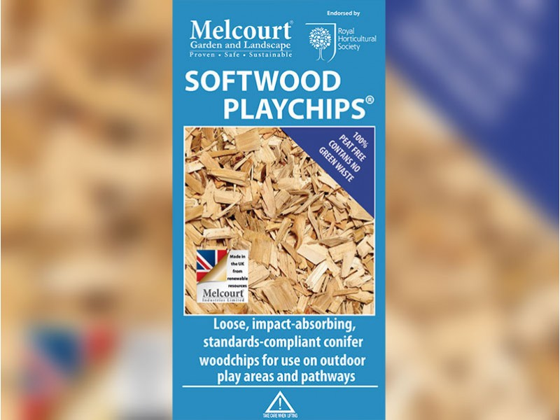 Melcourt Softwood Playchips