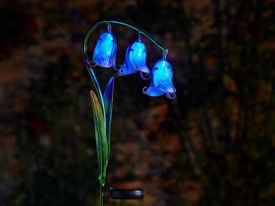Smart Garden Bluebell Solar Flower