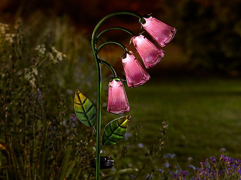 Smart Garden Foxglove Solar Flower