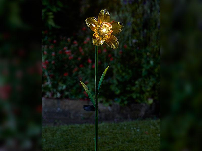 Smart Garden Daffodil Solar Flower
