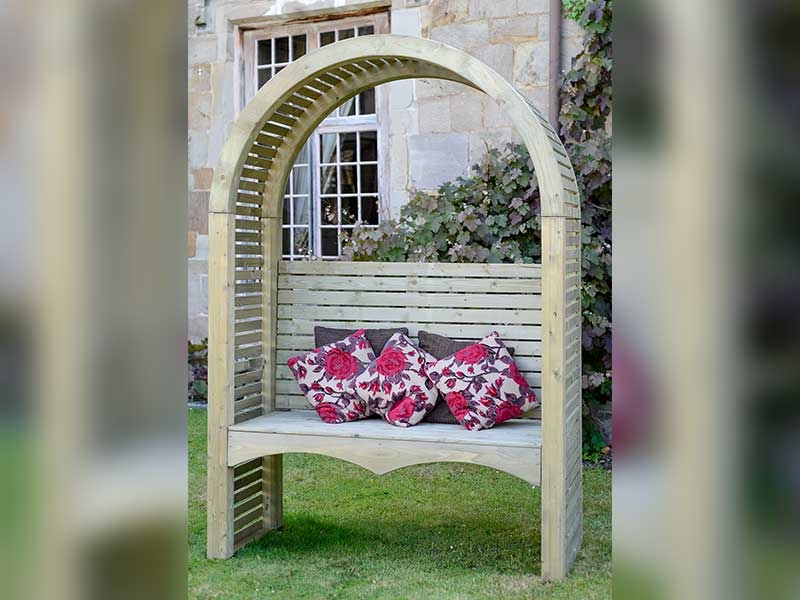 Grange Contemporary Arbour