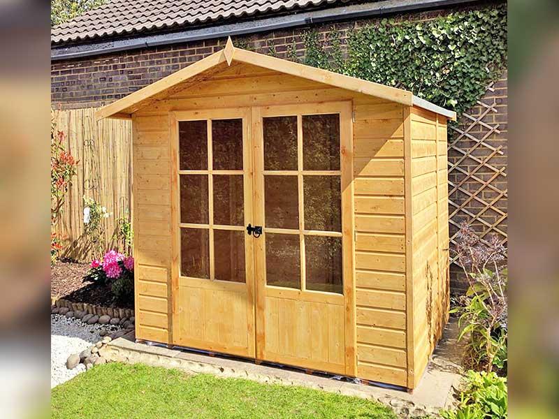 Shire 7x5 Lumley Summerhouse