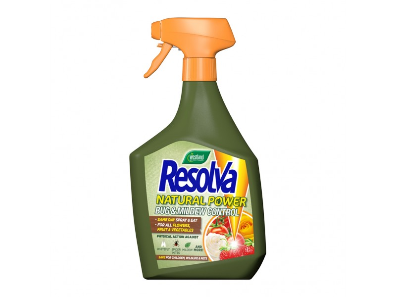 Resolva Natural Power Bug and Mildew Ready to Use