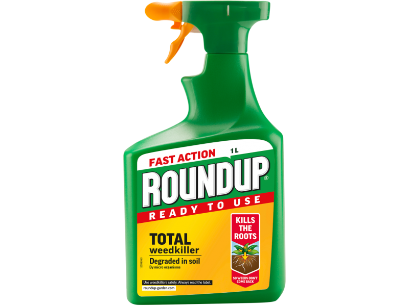 Roundup Fast Action Weedkiller Ready To Use