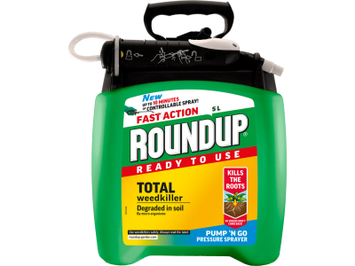 Roundup Fast Action Weedkiller Ready to Use Pump 'n Go