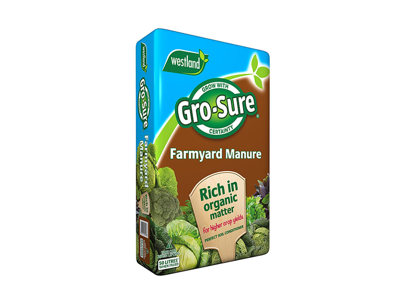 Gro-Sure Farmyard Manure