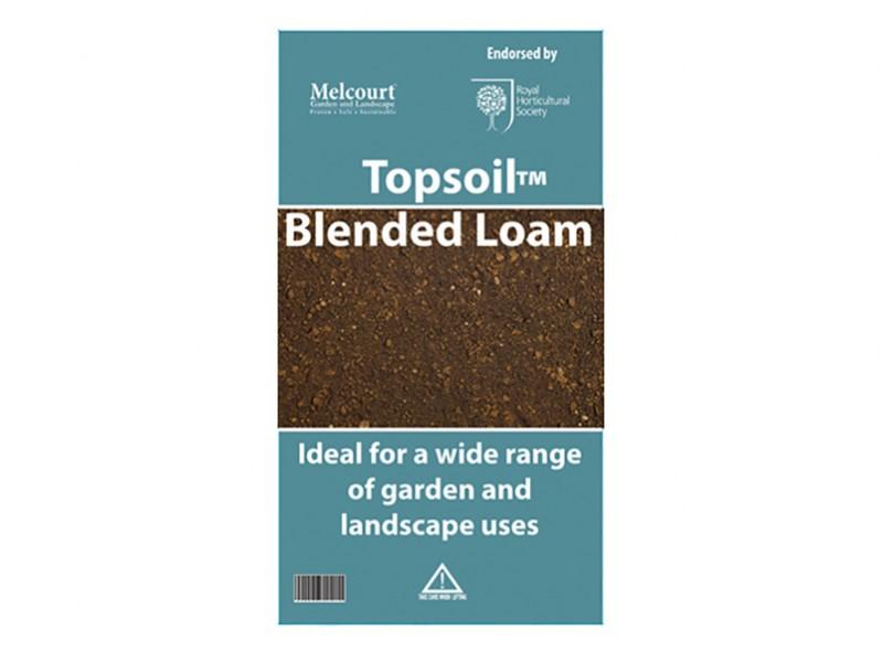 Melcourt Blended Loam Topsoil