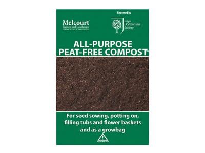Melcourt Peat Free Multi Purpose Compost