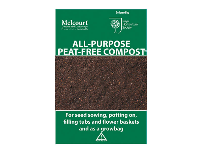 Melcourt Peat Free Multi Purpose Compost