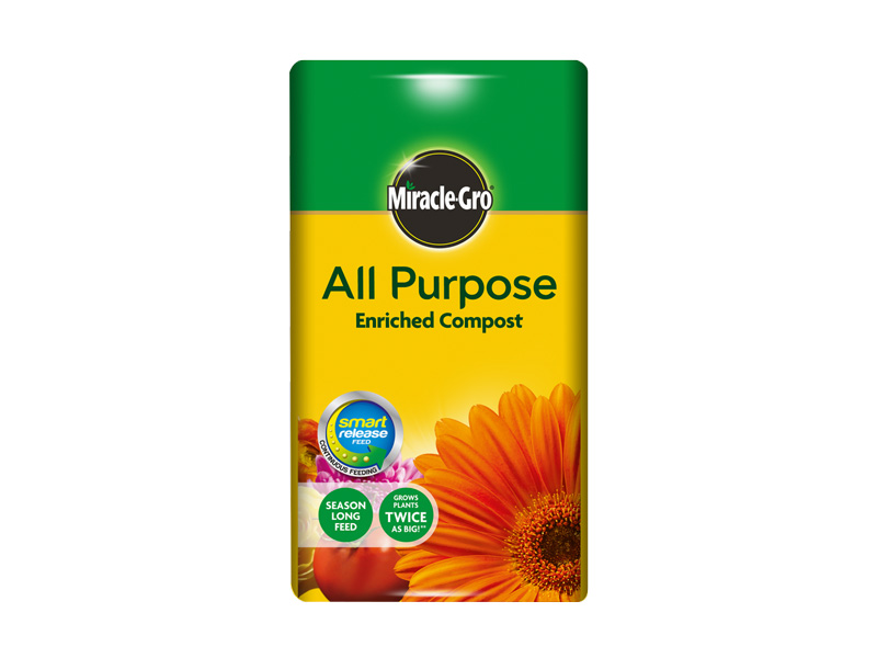 Miracle-Gro All Purpose Enriched Compost