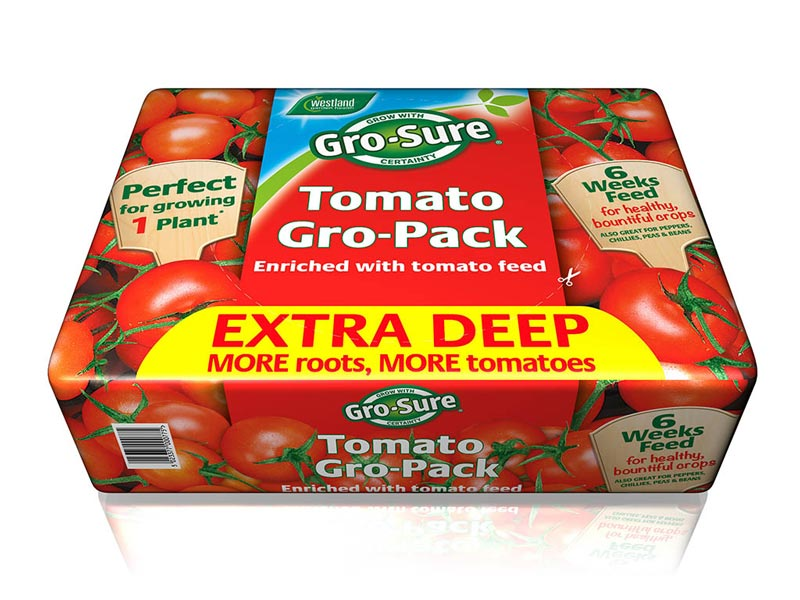 Gro-Sure Tomato Gro-Pack One Plant