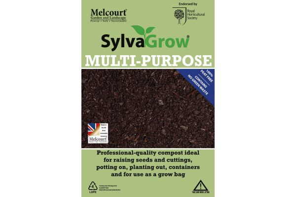 Melcourt SylvaGrow Multi-Purpose Compost