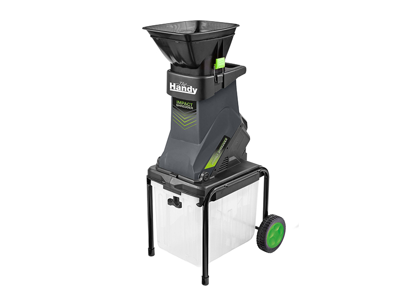 Handy Electric Impact Shredder with Box