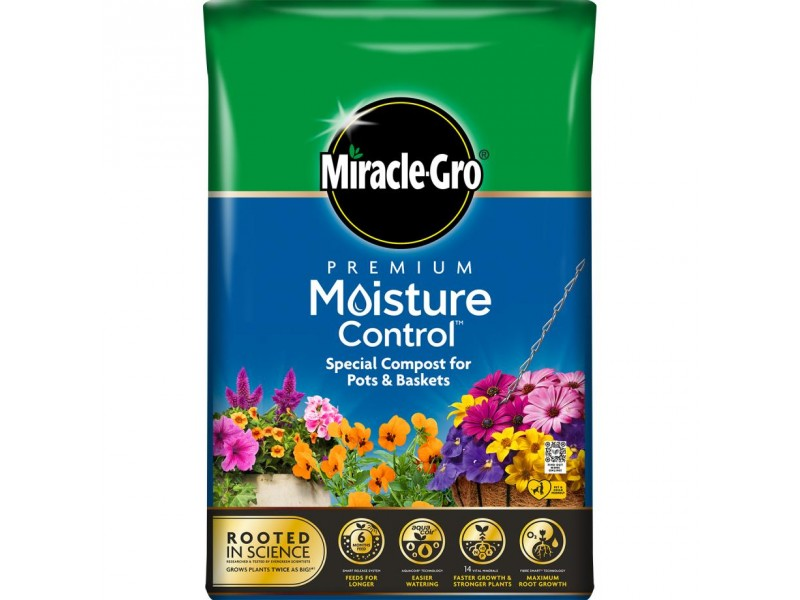 Miracle-Gro Moisture Control Compost