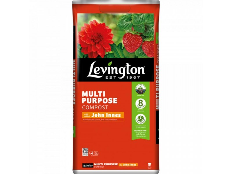 Levington Multi Purpose Compost with added JI