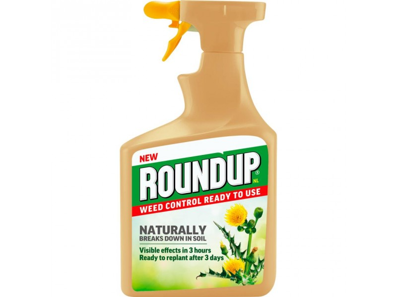 Roundup Glyphosate-Free Weed Control Ready to Use