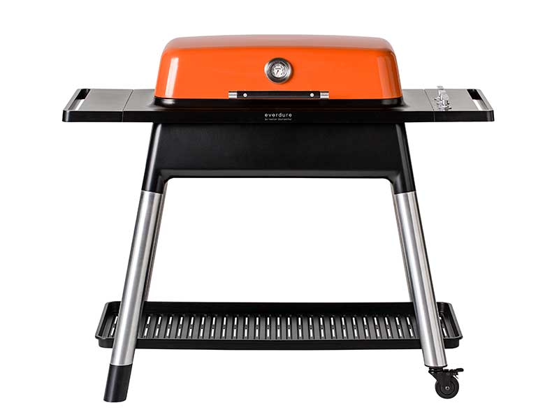 Everdure by Heston Blumenthal – Furnace Gas BBQ with Stand