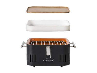Everdure by Heston Blumenthal – The Cube Charcoal BBQ