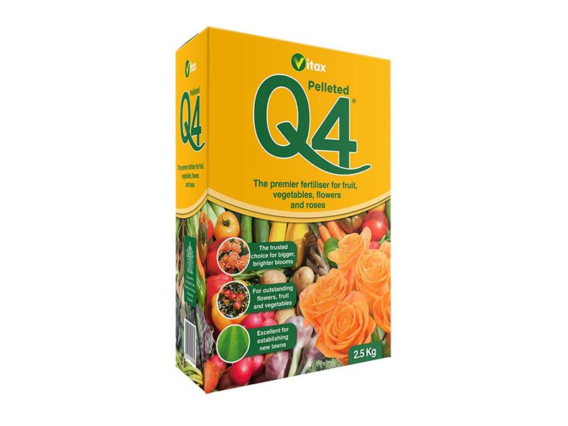 Vitax Q4 Fertiliser