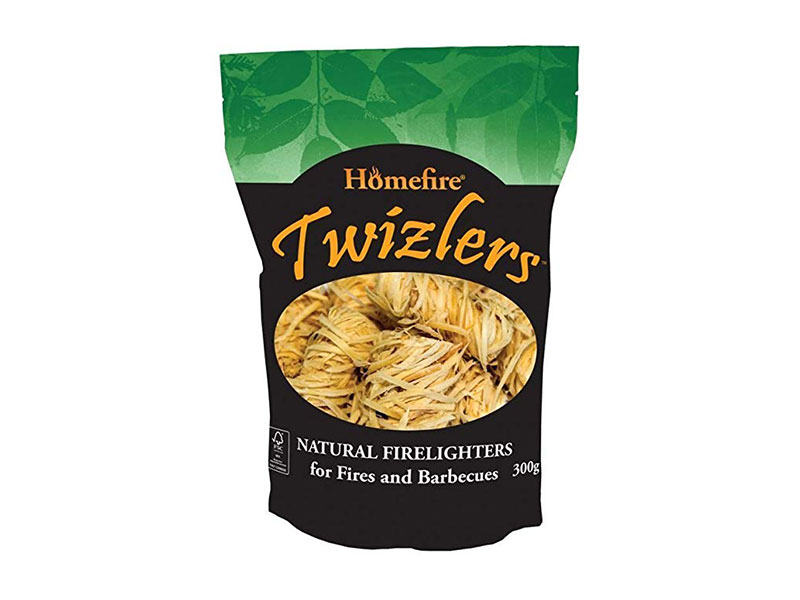 Homefire Twizlers Natural Firelighters
