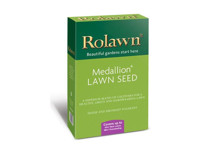 Rolawn Medallion Premium Lawn Seed