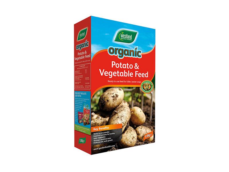 Westland Organic Potato & Vegetable Feed