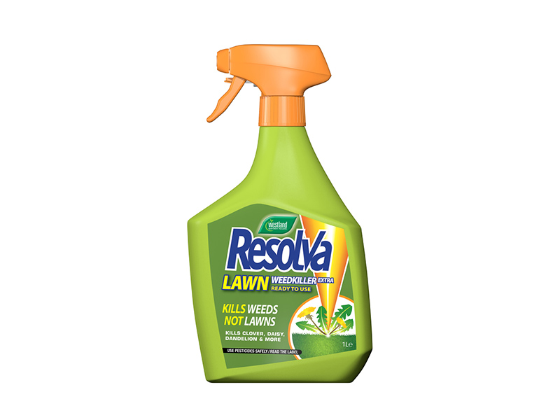 Resolva Lawn Weedkiller Ready to Use