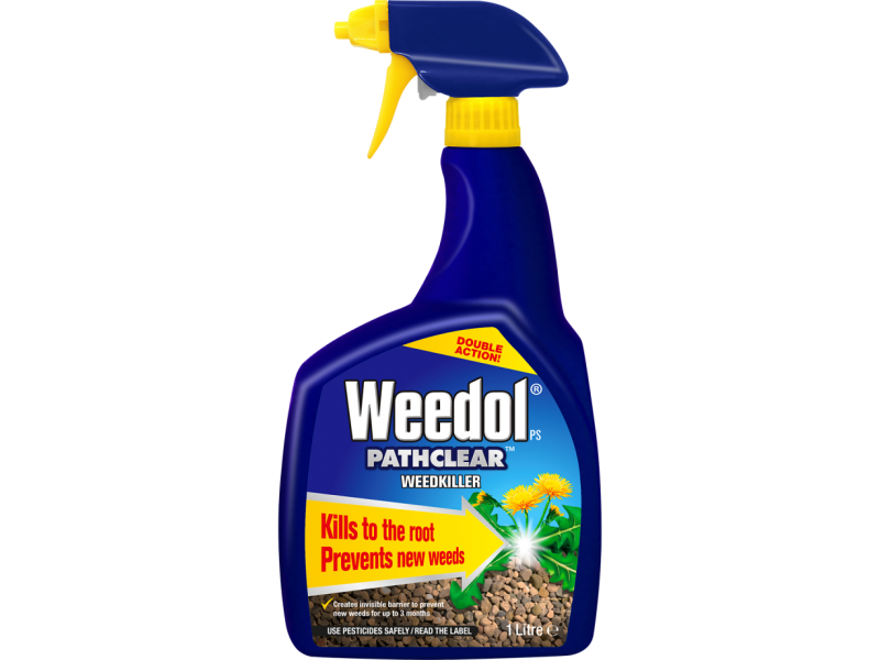 Weedol Pathclear Weedkiller Ready To Use